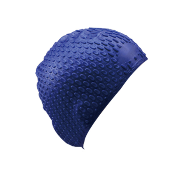 Adult Silicone Swimming Cap Waterproof Men And Women Water Drops