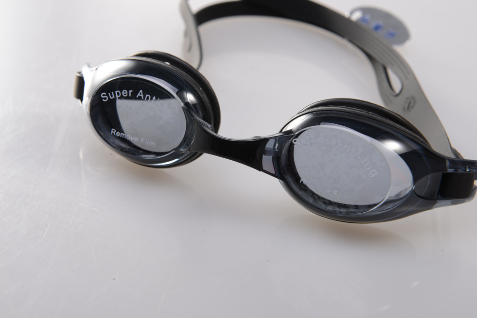 Split Waterproof Anti-fog Swim Goggles JB2911