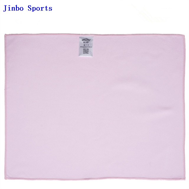 Small Square Microfiber Towel Clean Face Or Hand Quick Dry 30*30cm