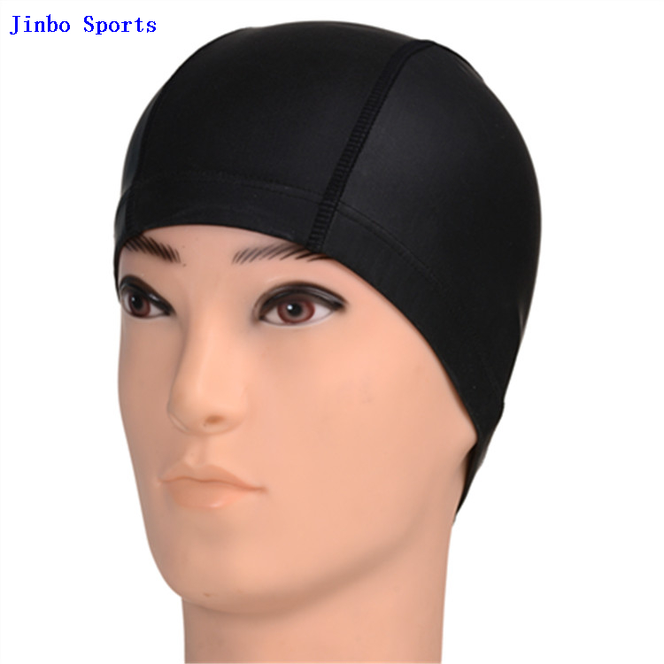 Silicone Coated Swim Cap OEM Or ODM